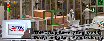tru group frontier disrutpive material state 0f art manufacture USA Europe