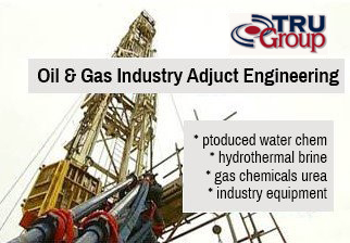 TRU Group fracking for natural gas