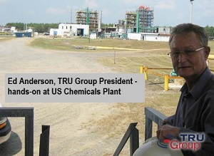 tru group consultancy chemical engineer manufacture US EU Europe