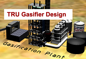 TRU Gasifier Engineering and Gasification Engineering