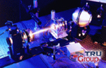 TRU laser science and engineering