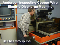 TRU Group EDM Machine - Edward Anderson