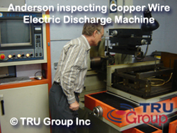 edm electric discharge machine USA
