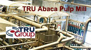 TRU Group Abaca Pulp Mill
