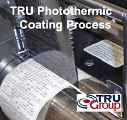 TRU-group-photothermal-paper-process