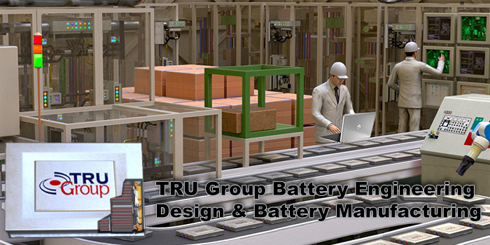 Lithium battery consultancy TRU Group battery design engineer
