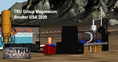 magnesium smelter refining US Demming NM tru group magnesium consultant