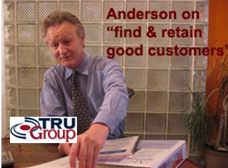 TRU Group Anderson on Marketing Strategy