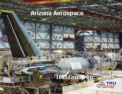 arizona USA aerospace cluster