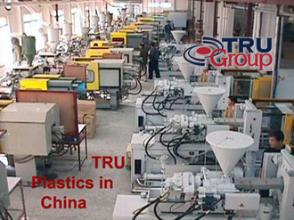 TRU Group Plastics Factory in China for USA