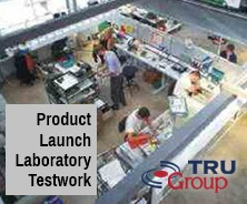 tru group technical product launch team for new process USA Europe